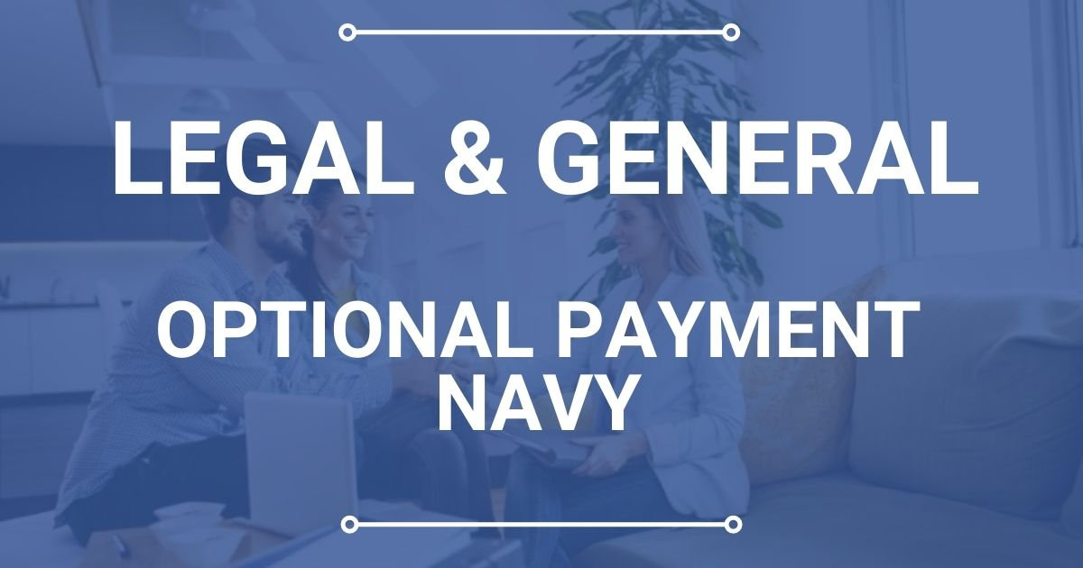 Legal & General Optional Payment Navy