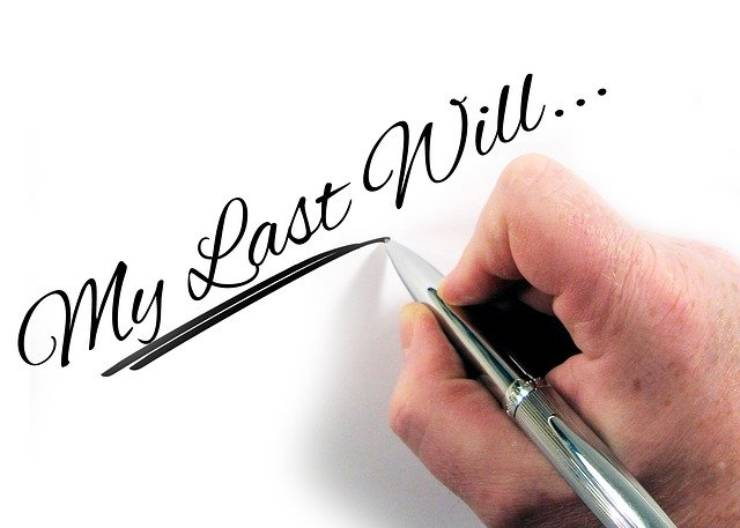 Conveyance of Your Mortgaged Estate by Will or Operation of Law to the Property or Heir After the Borrower's Death